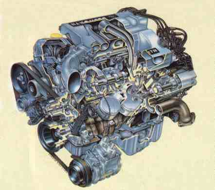 a guide to the cosworth 24v